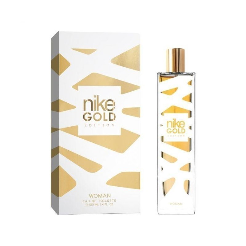 Nike Gold Edition Woman 100Ml Edt