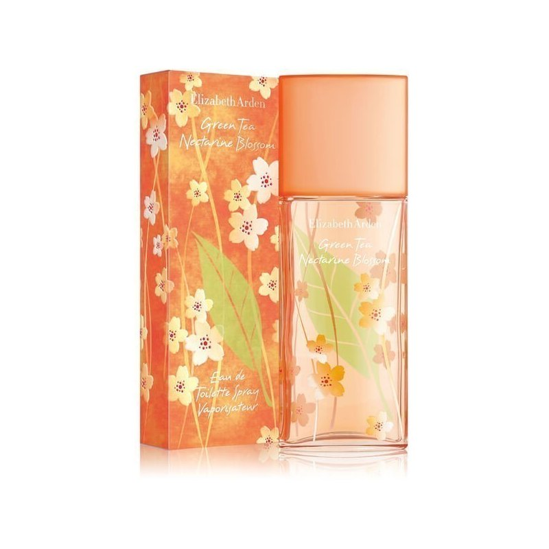 Green Tea Nectarine Blossom 100Ml