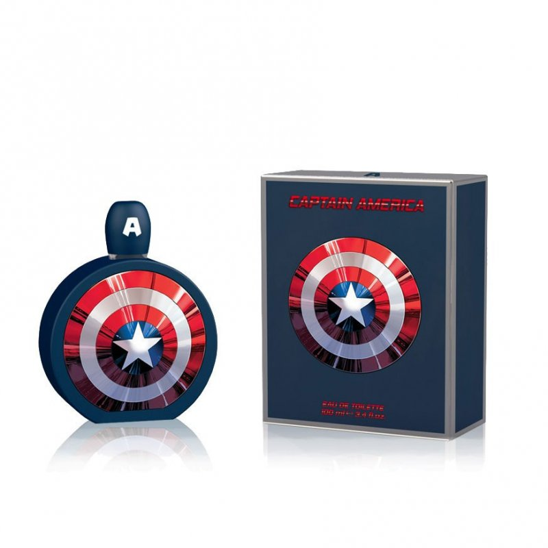 Capitan America 100ml Edt
