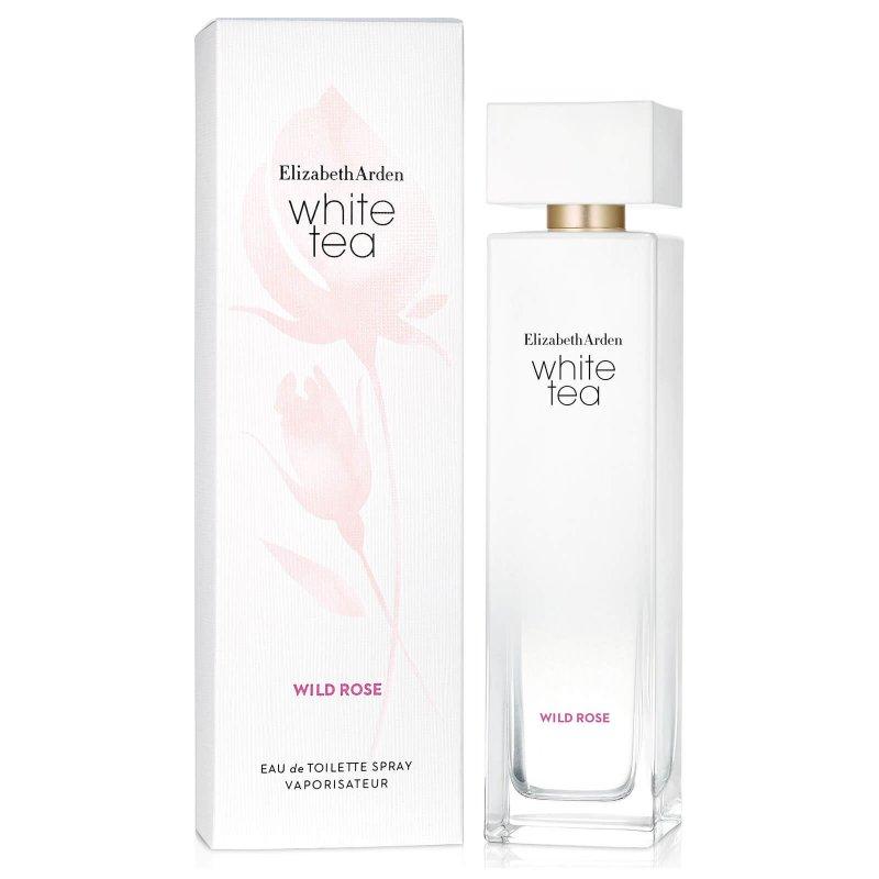 White Tea Wild Rose 100Ml Edt