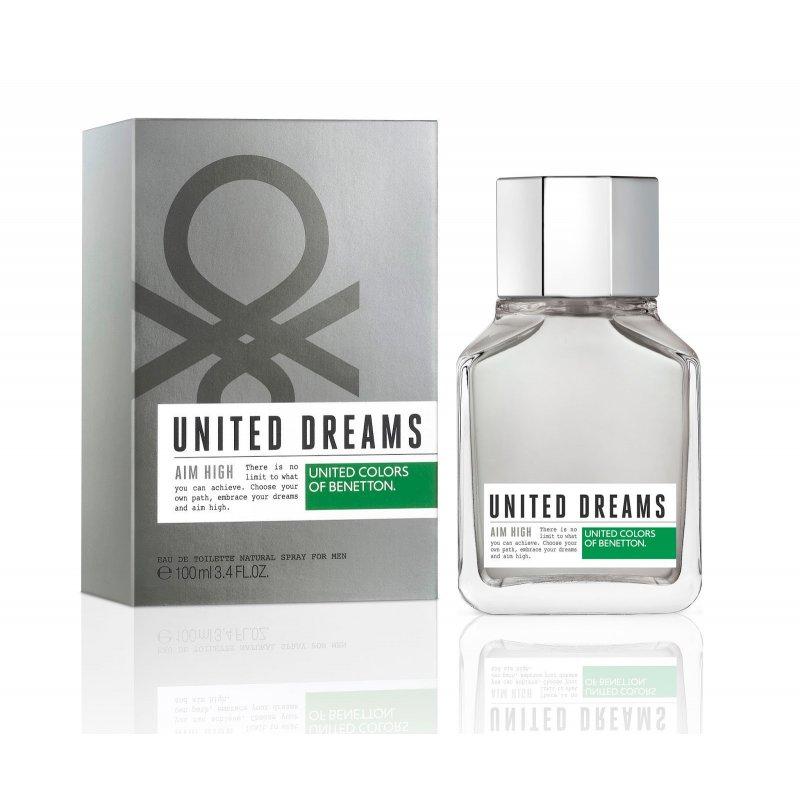 Benetton United Dreams Aim High 100Ml Men