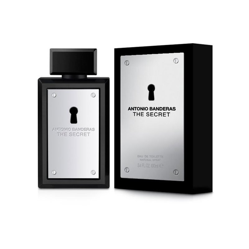 The Secret Antonio Banderas 100ml