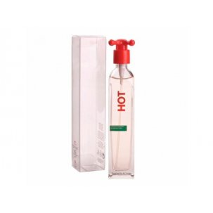 Hot Benetton 100ml Dama