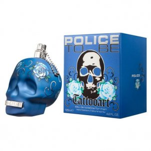 Police To Be Tattooart Edt...