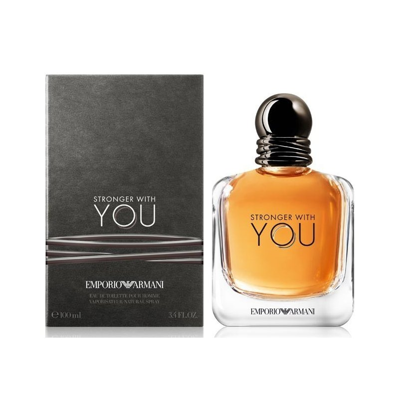 Emporio Stronger With You 100Ml