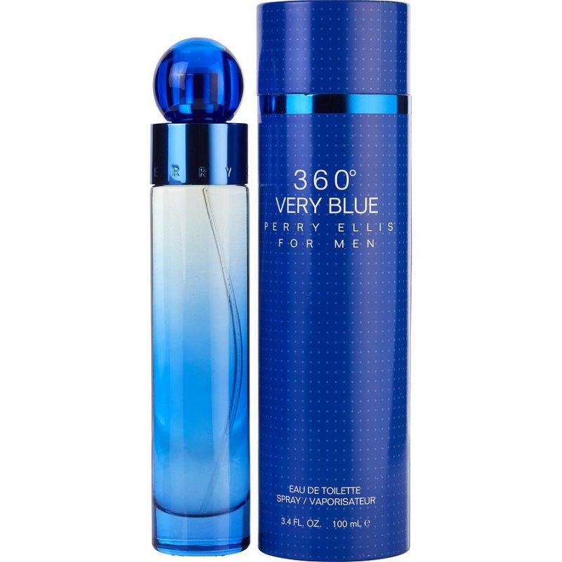 360 Very Blue 100Ml Edt