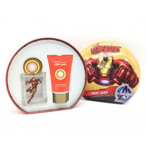 Iron Man 50ml Mas Shower...
