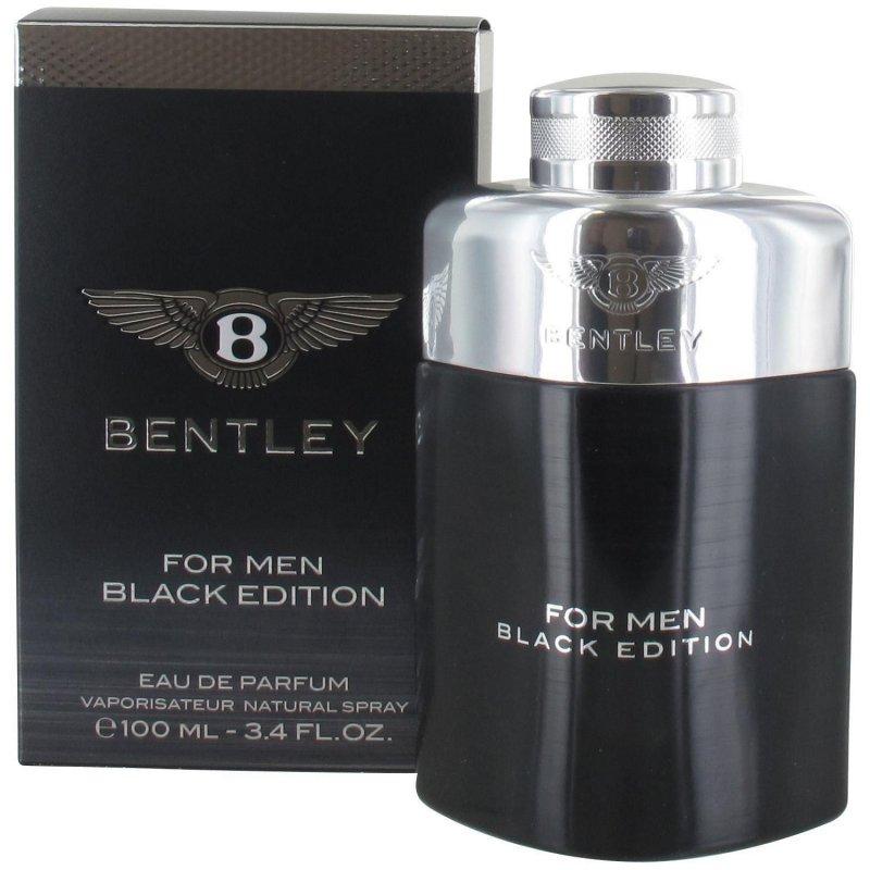 Bentley For Men In Black Edition 100Ml