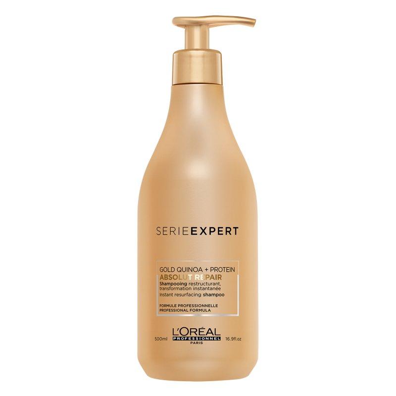 Absolut Repair Gold Shampoo 500Ml