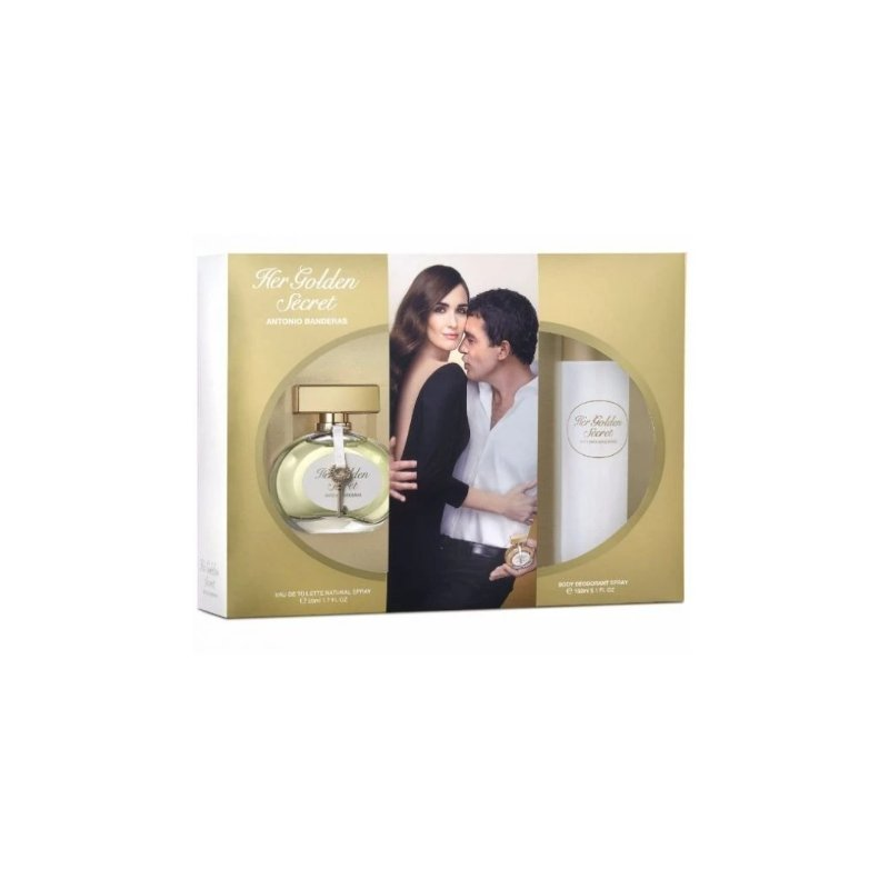 Her Golden Secret 80ml Dama Set