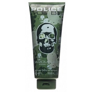 Police To Be Camouflage...
