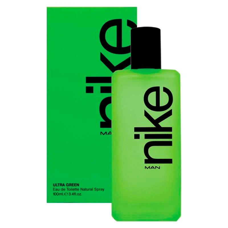 Nike Man Ultra Green 100Ml
