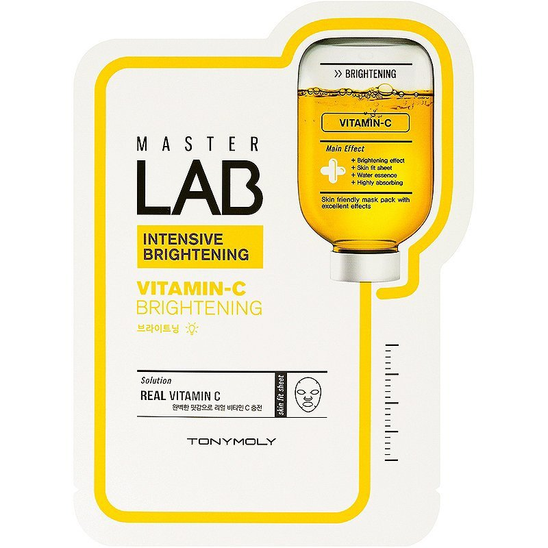 Tony Moly Master Lab Vitamin C Mask