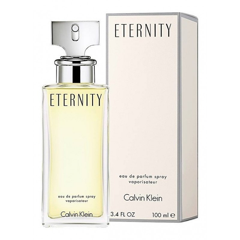 Eternity 100Ml Edp Dama