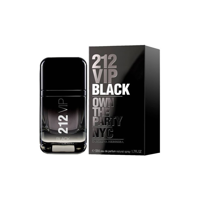 212 Vip Men Black 50Ml Edp