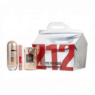 212 Vip Rose 80ml Mas Body...