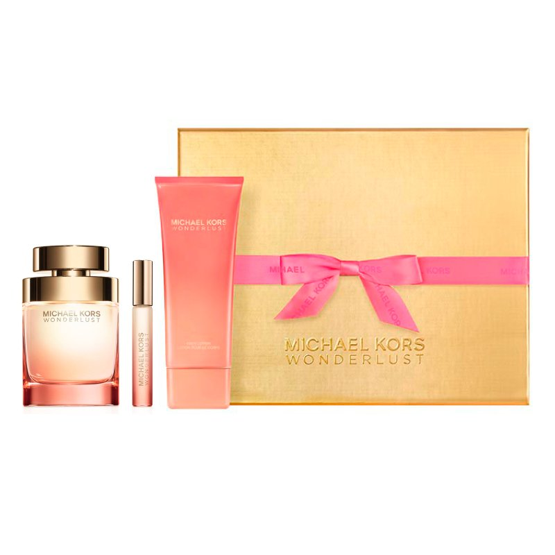 Michael Kors Wonderlust 100Ml Set 3Pcs
