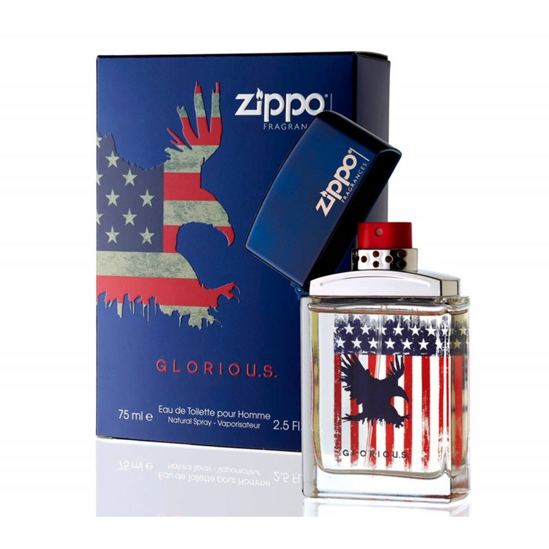 Zippo Glorious Edt 75Ml Varon