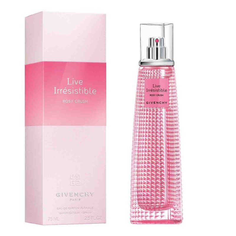 Givenchy Live Irresistible Rosy Crush 75Ml Edp