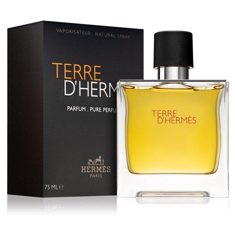 Terre D Hermes 75Ml Pure Perfume