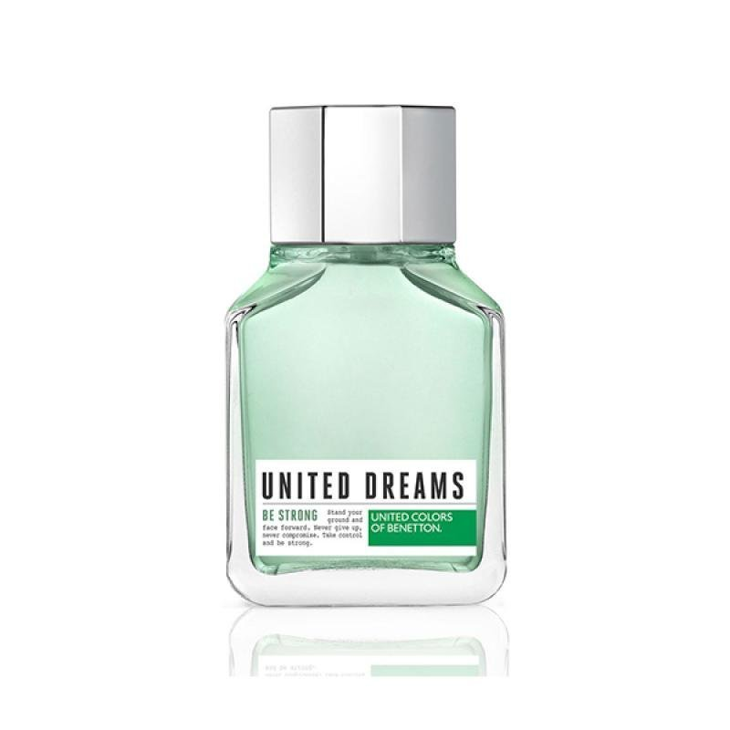 Benetton United Dreams Be Strong 100ml Men Tester