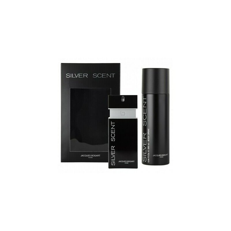 Silver Scent 100Ml+Body Spray 200Ml