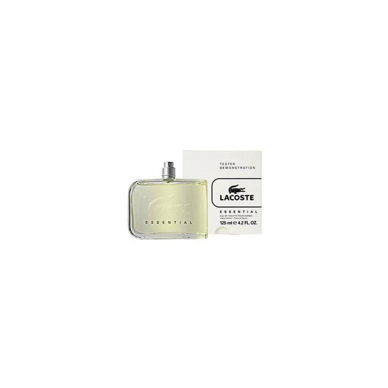 Lacoste Essential 125ml Varon Tester
