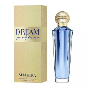 SHAKIRA DREAM 80ML EDT